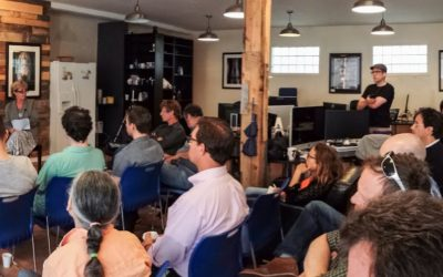 BCorp & Dansko CoHeadline our Startup Meetup