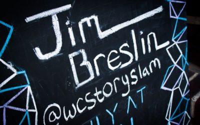 Jim Breslin Creates a Community of Storytellers