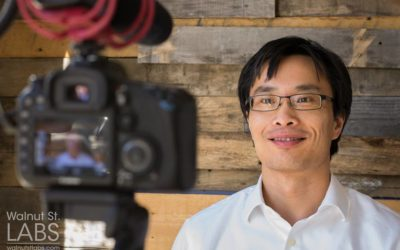 Be Bold, Take Risks and Find Balance w/ Dr. Chao Chen