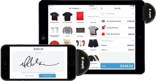 Shopify is easy to use on any device