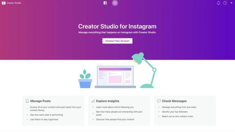 "Instagram's Brand New ""Creator"" Profile   Walnut St  Labs"